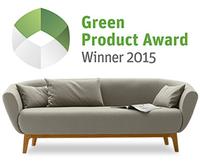 technische raffinesse und pure eleganz gr ne erde gewinnt green product award gr ne erde presse. Black Bedroom Furniture Sets. Home Design Ideas