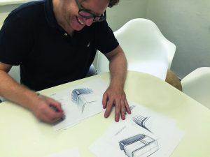 Designprozess Johannes Scherr