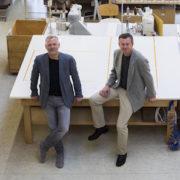 Reinhard Kepplinger und Kuno Haas