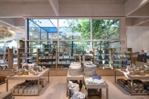 Store in der Grüne Erde-Welt