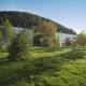 Außenansicht Grüne Erde-Welt, Foto: Jan Schuenke