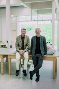 Kuno Haas und Reinhard Kepplinger_Eigentümer u. Geschäftsführer