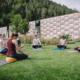 Grüne Erde-Welt – Yoga im Obstgarten